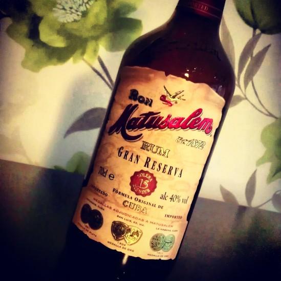 Matusalem GR Bottle