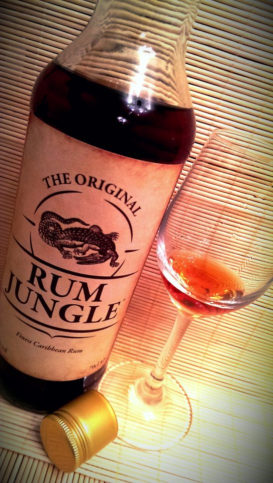 Rum Jungle and Glass
